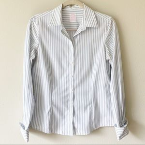 Brooks Brothers Tailored Fit Women's Blouse Sz 6